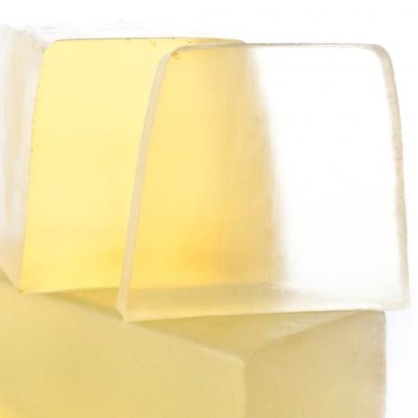 Autour Du Bain Нарезное прозрачное мыло • Алое (Нарезное мыло)