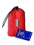 Joutsen подушка для путешествий 30x40 красный чехол