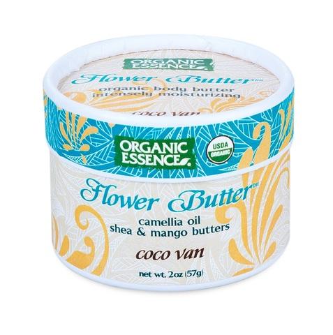 Органический цветочный крем «Кокос-Ваниль» Organic Essence