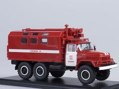 1:43 ЗИЛ-131 Кунг пожарный