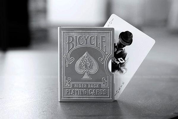 Зажим для карт Bicycle
