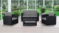 Комплект мебели IDEA LUX SET (Brown)