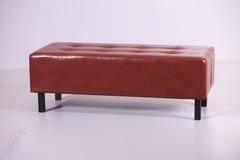 Пф-202 Пуфик прямоугольный для магазина (коричневый)