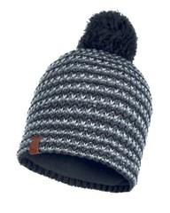 Вязаная шапка с флисовой подкладкой Buff Hat Knitted Polar Dana Graphite