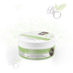 Йогуртовая маска для лица «Глубокое увлажнение» для сухой и нормальной кожи
