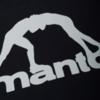 Футболка Manto Vibe Black/Grey