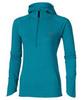 Женская беговая рубашка Asics FujiTrail  Hoodie (125151 8126)