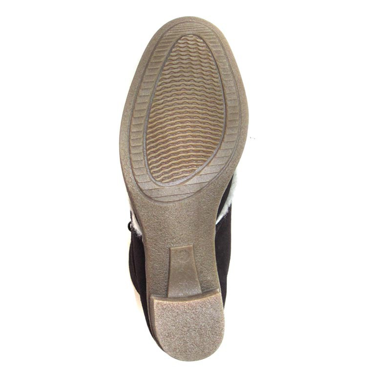 511450 ботинки женские больших размеров марки Делфино