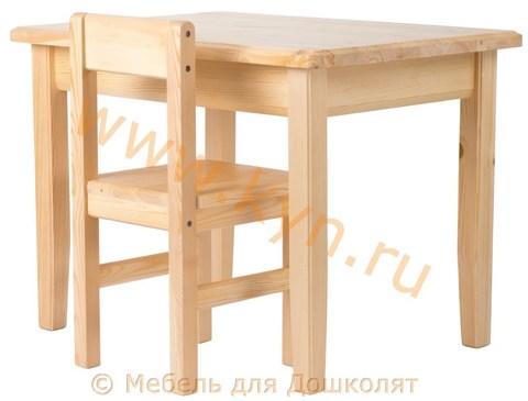 Стол со стульчиком 5-7