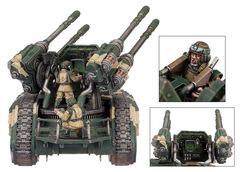 Astra Militarum Hydra / Wyvern. Гидра