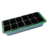 Мини-парник пластиковый 2 секции