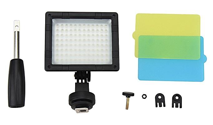 Накамерный свет JJC LED-96