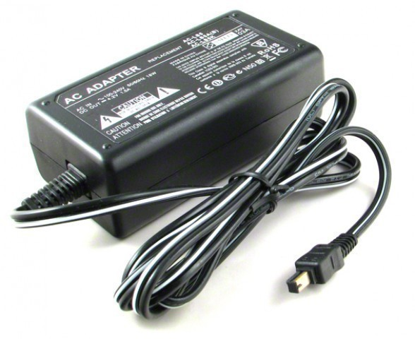 Зарядка для Sony DSC-T20/B AC-LS5 (Зарядное устройство для Сони)