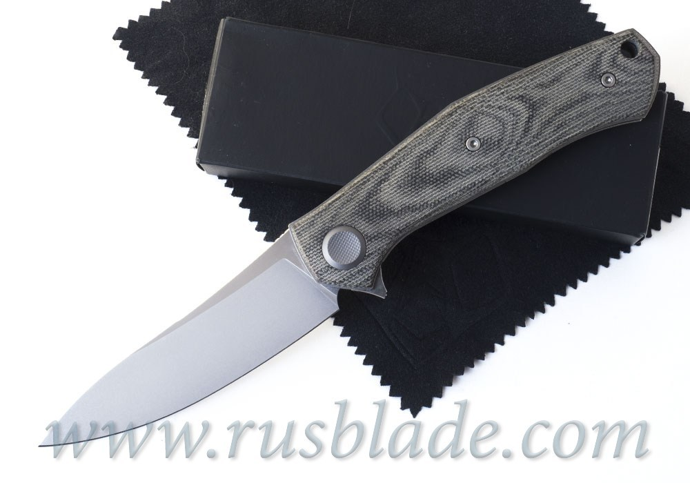 CUSTOM Shirogorov FULL PACK Cannabis TNK M390 MRBS