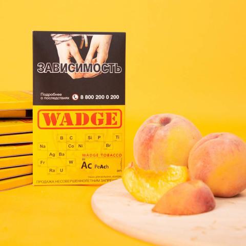 Табак Wadge Titanium Peach 100 г