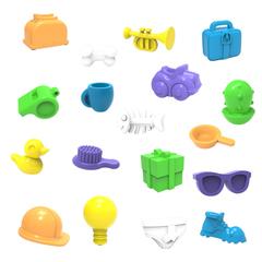 Развивающая игра Голодный бегемотик Хьюго, Learning Resources