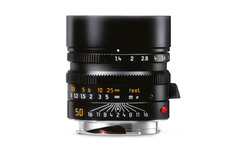 Summilux-M 50 mm f/1.4 ASPH. Black (чёрный)