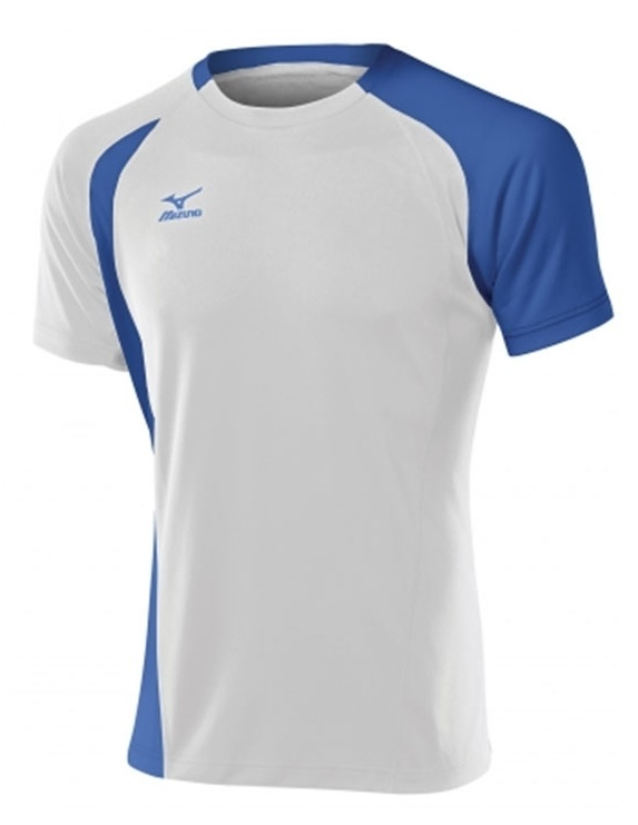 Мужская волейбольная футболка Mizuno Trade Top (59HV351M 74) белая