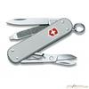 Нож Victorinox Alox 58мм 5 функций алюминий серебристый (0.6221.26)