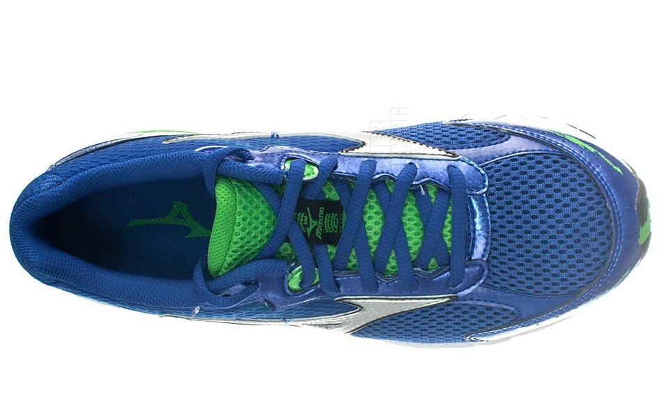 Мужские кроссовки для бега Mizuno Legend 2 (J1GC1410 03) синие фото