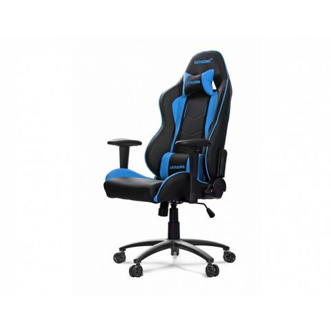 Игровое Кресло AKRacing NITRO (AK-NITRO-BL) black/blue