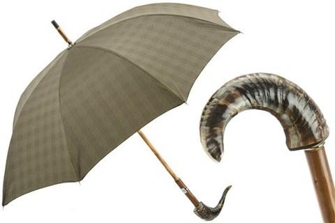 Зонт-трость Pasotti Mutton Horn Umbrella, Италия