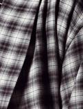 Клетчатый фланелевый халат Zimmerli
