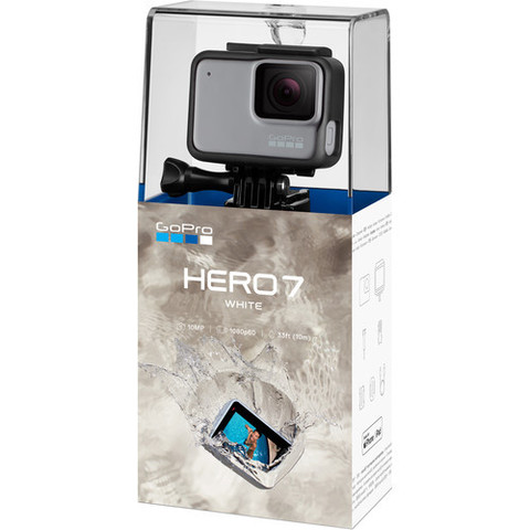 Экшн-камера GoPro Hero 7 White
