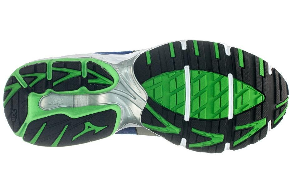 Мужские кроссовки для бега Mizuno Legend 2 (J1GC1410 03) синие