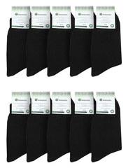 M03 носки мужские (10шт), черные