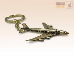 брелок Самолёт Airbus A380