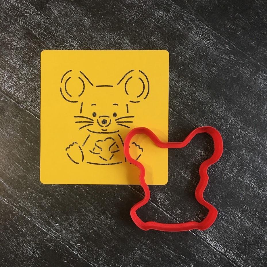 Мышка №17