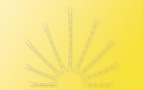 VIESSMANN 4153 Контактная сеть 240 мм, НО