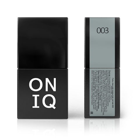 OGP-003 Гель-лак для покрытия ногтей. PANTONE: Abyss