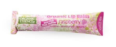 Органический бальзам для губ, Малина Organic Essence