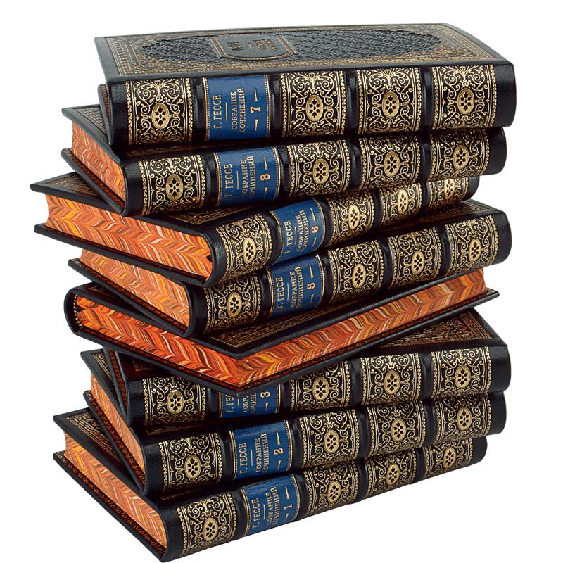 Гессе Г. Полное собрание сочинений в 8 томах