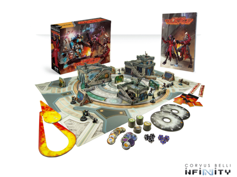 Operation: Wildfire Battle Pack