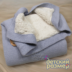 Одеяло (вязка, велсофт)