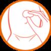 Корректор для пупка Rupfix – это единственный в мире  корректор, ко...