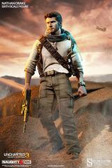 Uncharted 3 - Nathan Drake 1/6 Scale Figure