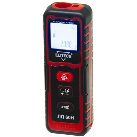 Дальномер лазерный ELITECH ЛД 60Н (E0301.002.00)