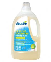 Универсальное жидкое средство для стирки белья с ароматом персика, Ecodoo