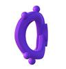 Эрекционное кольцо с фиксацией на мошонке Fantasy C-Ringz Infinity Ring (d. 3,2 см.)