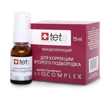 Tete Биокомплекс ремоделирующий - Для коррекции второго подбородка