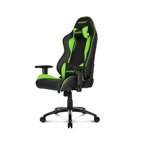 Игровое Кресло AKRacing NITRO (AK-NITRO-GN) black/green
