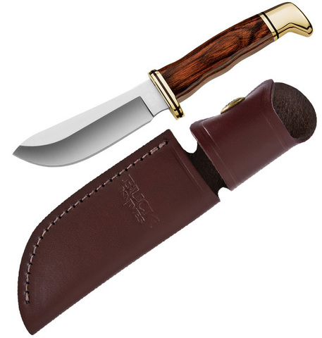 Нож BUCK модель 0103BRS Skinner Cocobolo