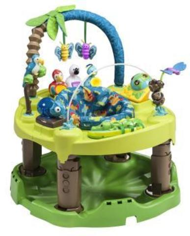 Игровой центр ExerSaucer™ Life in the Amazon