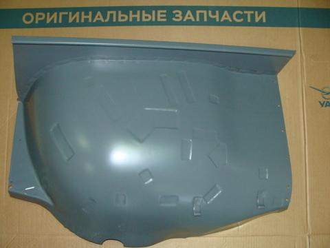Брызговик (кожух передний) в сборе правый УАЗ-469 и мод.