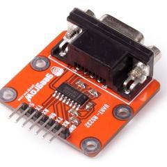 Конвертер RS232 to UART (Quatro-модуль)