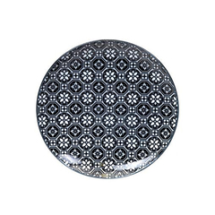 Тарелка Tokyo Design Studio Nippon Black 8664